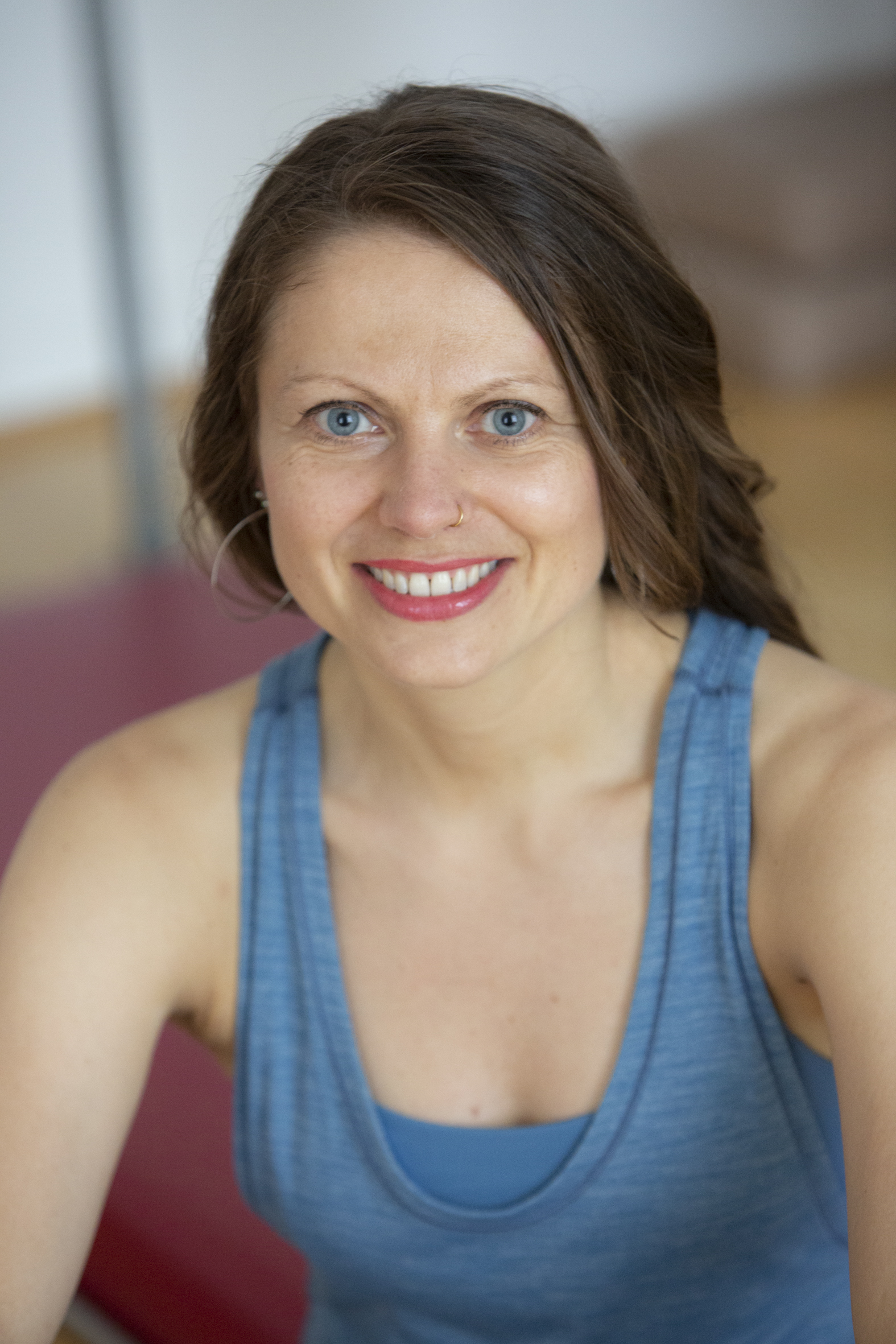 Oxana Friesen Pilates Center Vienna