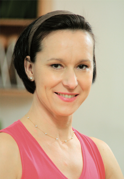 Katerina Pilates Teacher Pilates Center Vienna