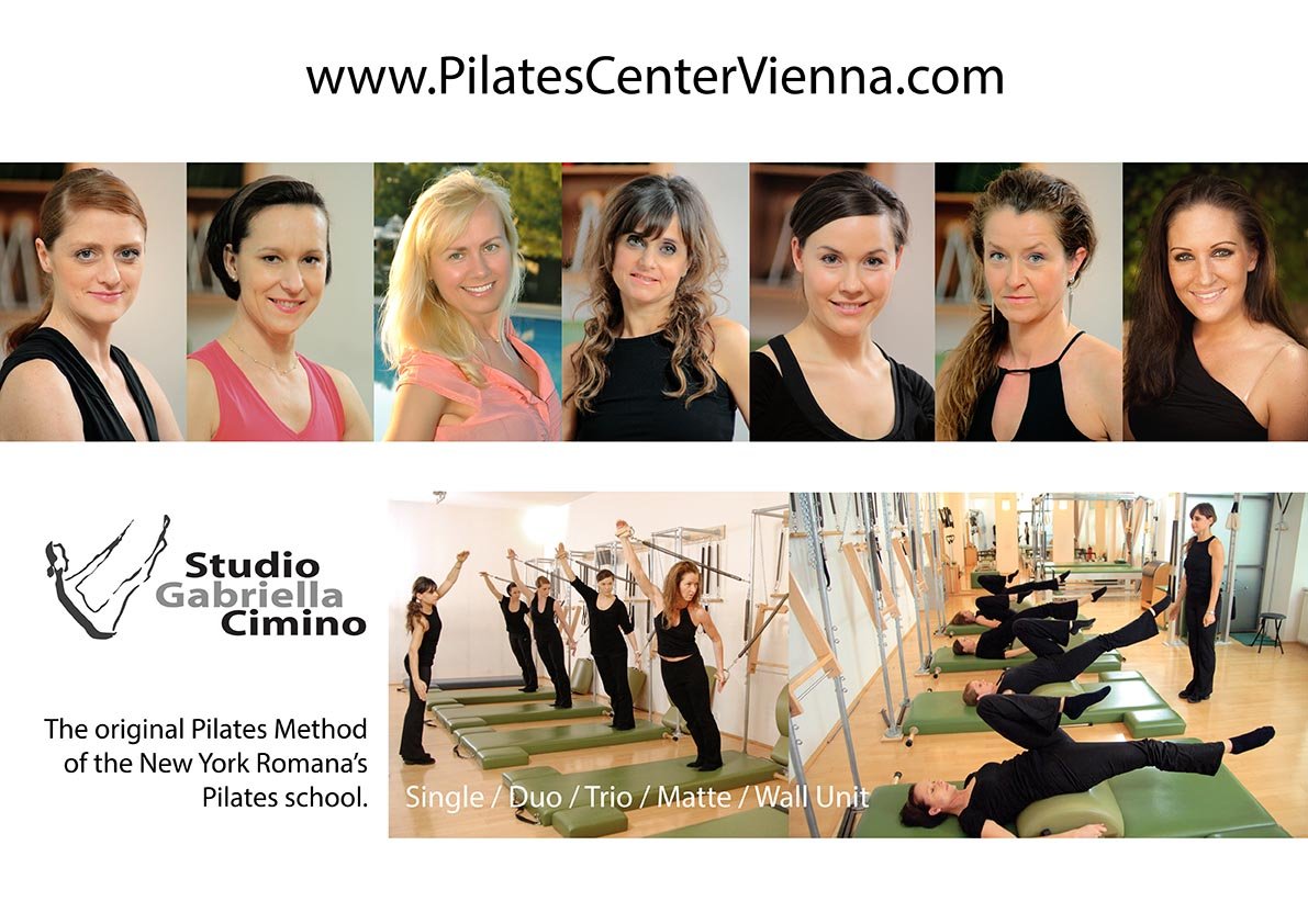 Pilates Teacher Pilates Center Vienna